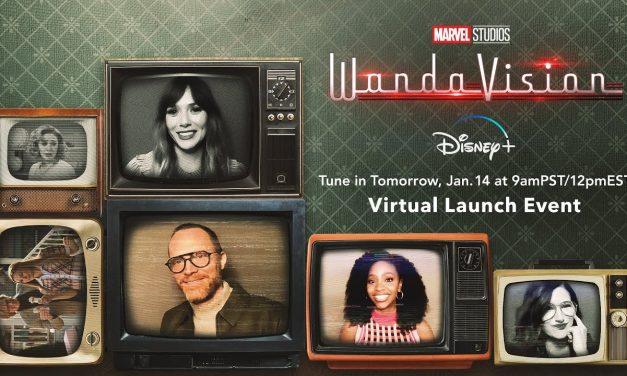 Virtual Launch Event | Marvel Studios' WandaVision | Disney+