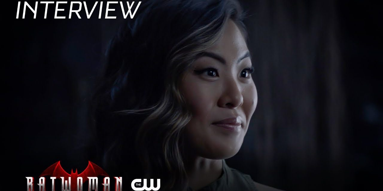 Batwoman | Nicole Kang Interview | The CW
