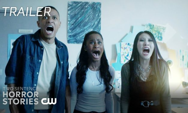 Two Sentence Horror Stories | New Horror | Season Trailer | The CW