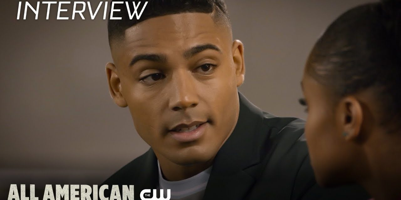 All American | A Baby Changes Everything | The CW