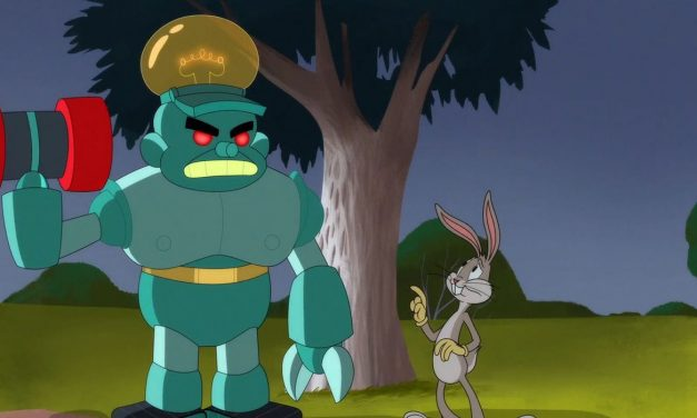 Elmer Fudd Uses A Robot To Hunt Bugs Bunny in Looney Tunes Trailer