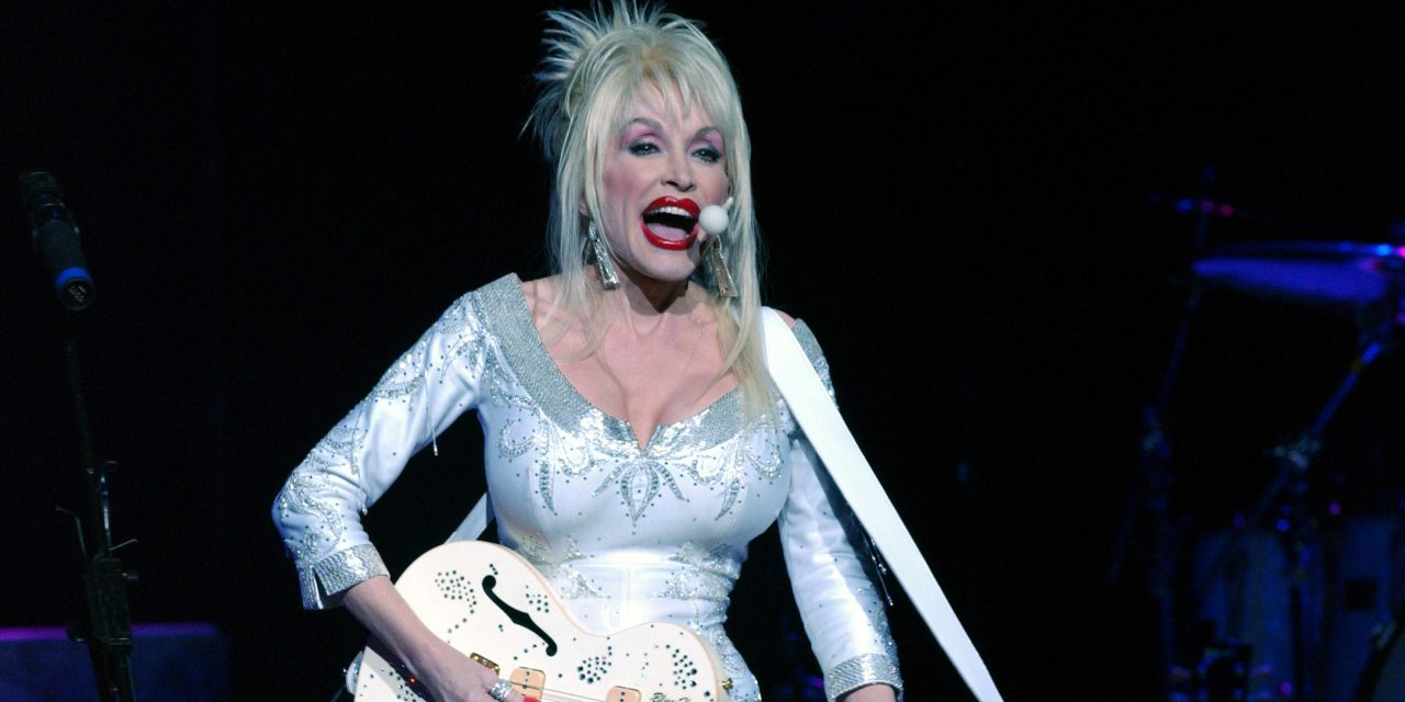 Dolly Parton says she turned down Trump's offer of the Presidential Medal of Freedom – twice