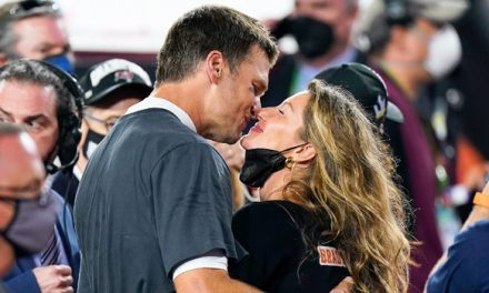 Gisele Bundchen Gushes Over Husband Tom Brady With New Family Pic After Super Bowl Win
