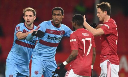 'Immense', 'Incredible' – Some West Ham fans are in awe of 30-yr-old's display v Man Utd
