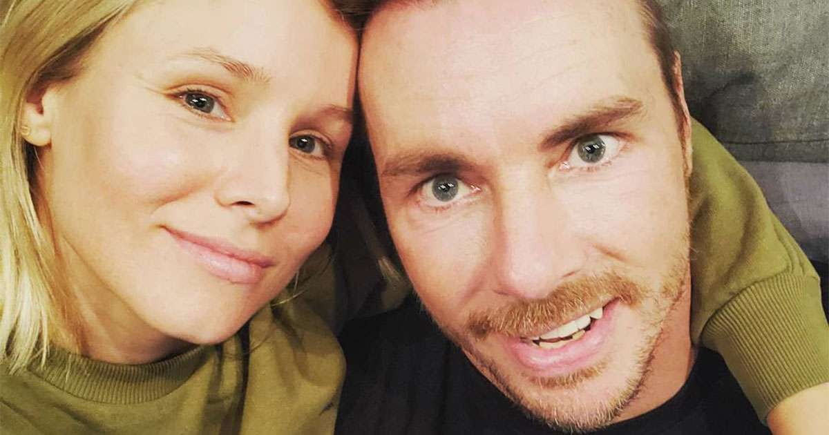 Kristen Bell Has Words For People Who Think She's Unhappily Married