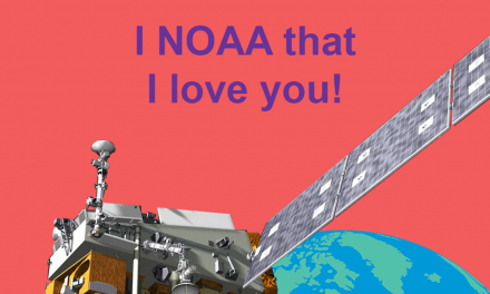 Make Your Loved One Swoon With NOAA's Adorable Satellite-Themed Valentines