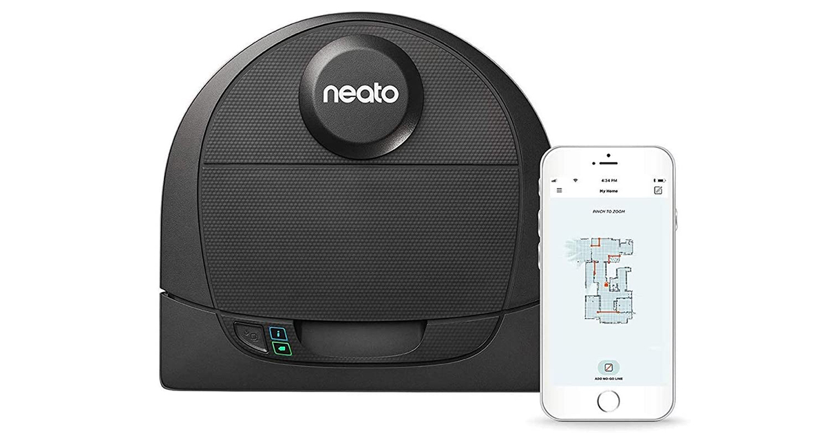 This Beloved Robot Vacuum (That Actually Gets The Dust In Corners) Is $130 Off Over The Weekend