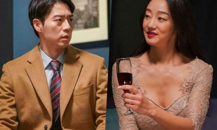 "Choi Yeo Jin Starts Her Thrilling Plan To Seduce Her Best Friend's Lover Kyung Sung Hwan In ""Miss Monte-Cristo"""