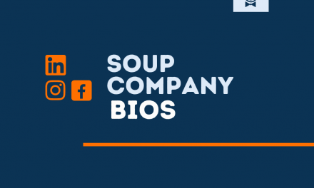101+ Best Soup Company Bios for Social media