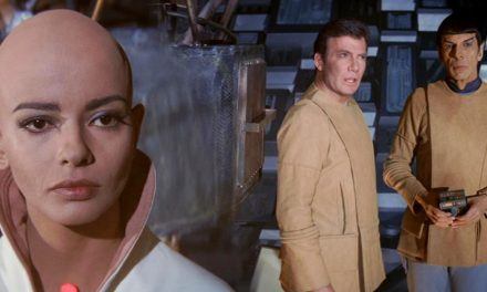 Pandemic Lockdown Theater: Winter Star Trek Edition
