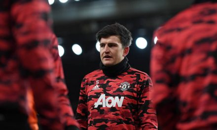 Neville reveals surprise player he thought would be Maguire's partner