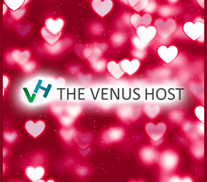 Happy Valentine's Day from The Venus Host! (Shared Hosting for $2.41/mo!)