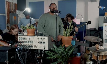 Watch Bartees Strange perform for NPR's Tiny Desk concert series
