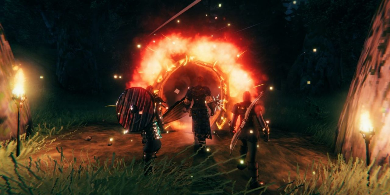 Valheim Portal's Best Use Is As a Base Decoration, Players Discover