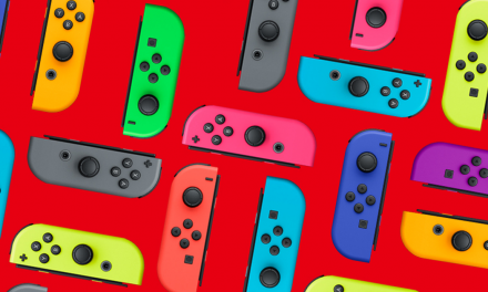 These bright Nintendo Switch controllers are back in stock and on sale