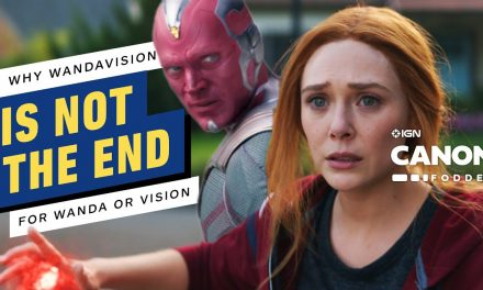 Why the WandaVision Finale Is Not The End For Wanda or Vision | MCU Canon Fodder