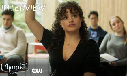 Charmed | Sarah Jeffery | The CW