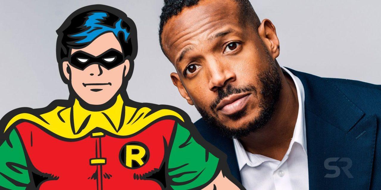 Batman's Next Comic Book Robin May Be Marlon Wayans   Screen Rant