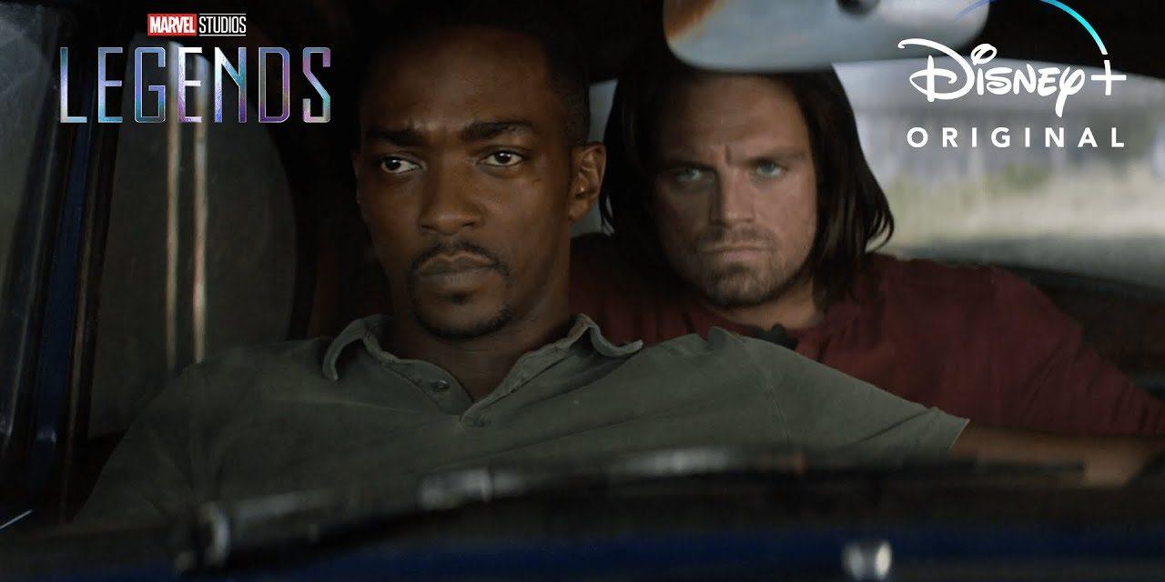 Falcon and Winter Soldier | Marvel Studios Legends | Disney+