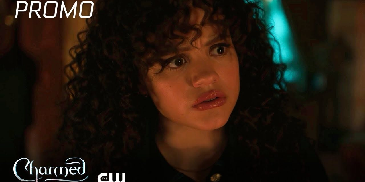 Charmed | Season 3 Episode 6 | Private Enemy No. 1 Promo | The CW