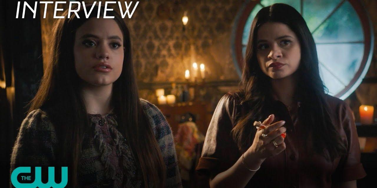 CW Spotlight: The Power Of Three | The CW