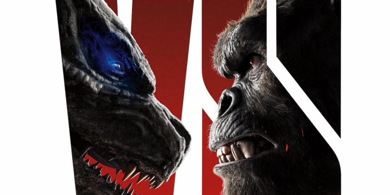 Godzilla & Kong Stare Each Other Down in New GvK Poster