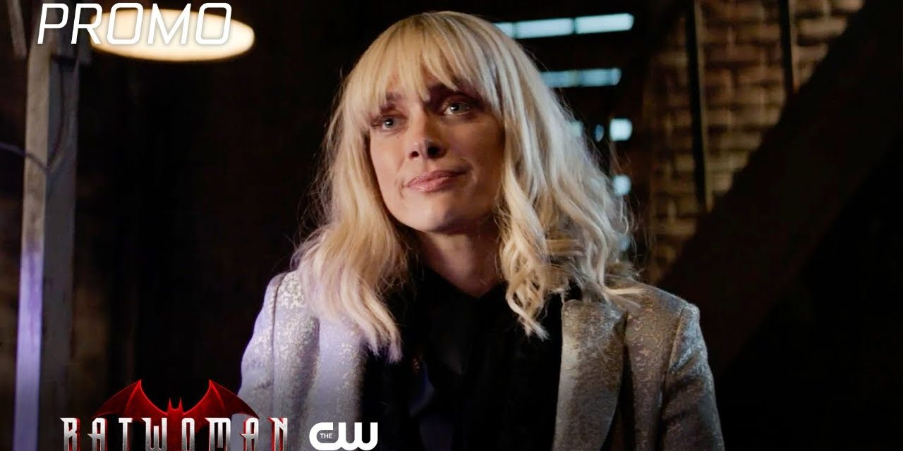 Batwoman   Season 2 Episode 7   It's Best You Stop Digging Promo   The CW