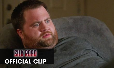 "Silk Road (2021 Movie) Official Clip ""I Have Access"" – Nick Robinson, Paul Walter Hauser"