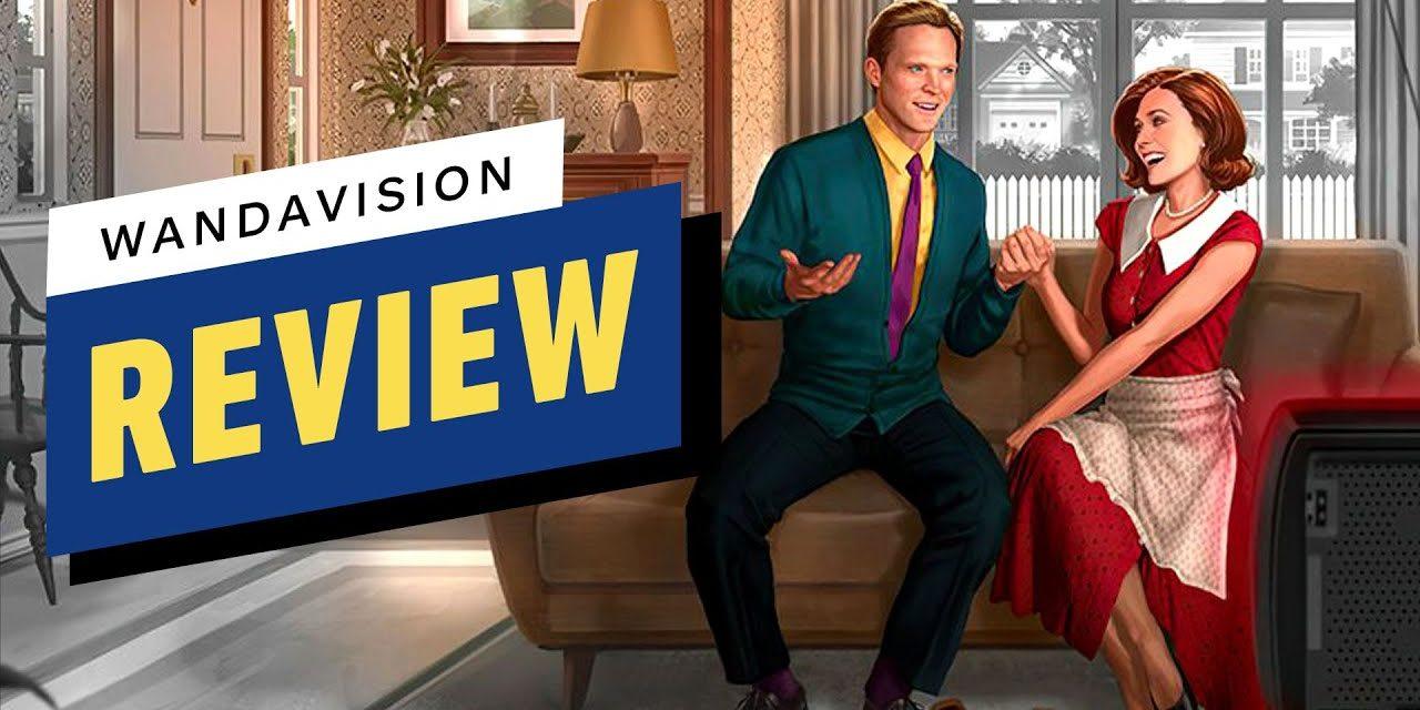 WandaVision: Series Review