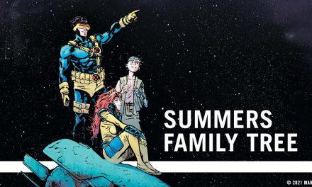 Scott Summers' Mutant Family Tree