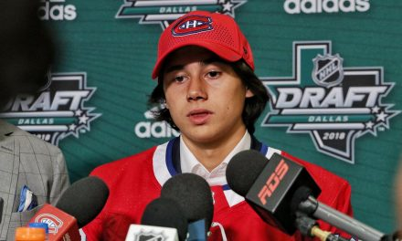 Revisiting the Canadiens 2018 NHL Draft: Best in Almost 3 Decades
