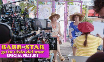 """Barb & Star Go To Vista Del Mar (2021 Movie) Special Feature """"Annie & Kristen"""" – Kristen Wiig"""