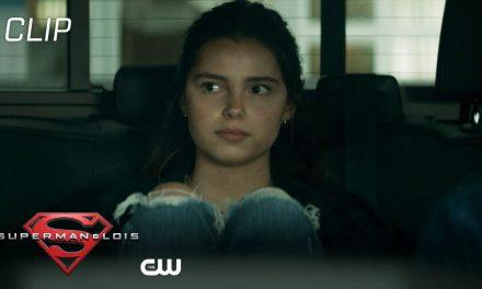 Superman & Lois | Season 1 Episode 3 | Picking Up Sarah Scene | The CW