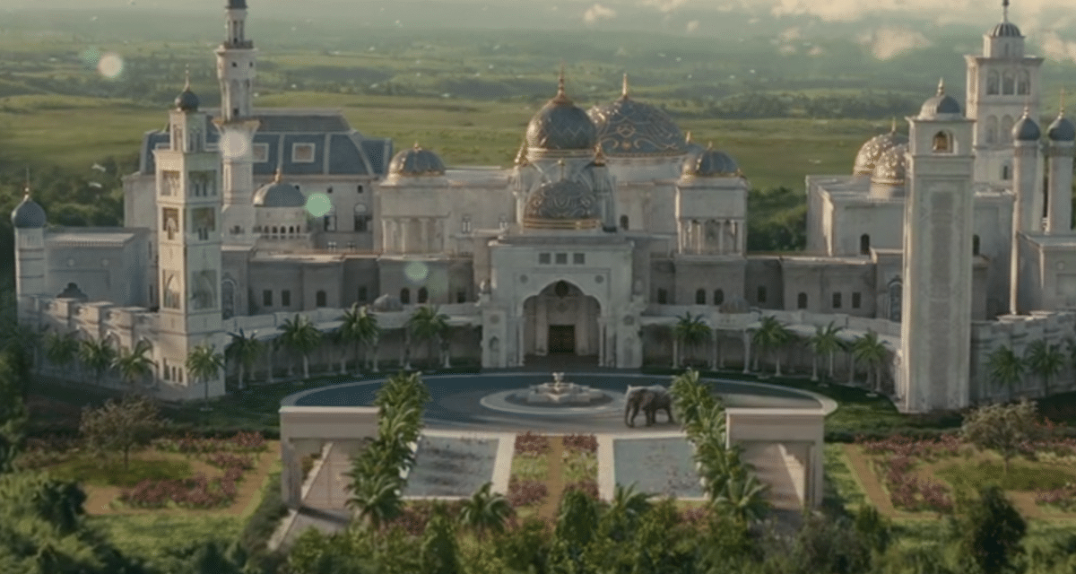 The Ridiculous Castle From 'Coming 2 America' is Actually Just Rick Ross' Mansion