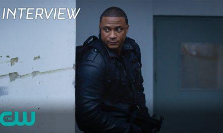 CW Spotlight: David Ramsey | The CW
