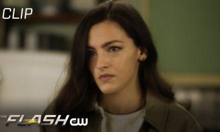 The Flash | Season 7 Episode 2 | Cecile And Allegra Talk About Nash Scene | The CW