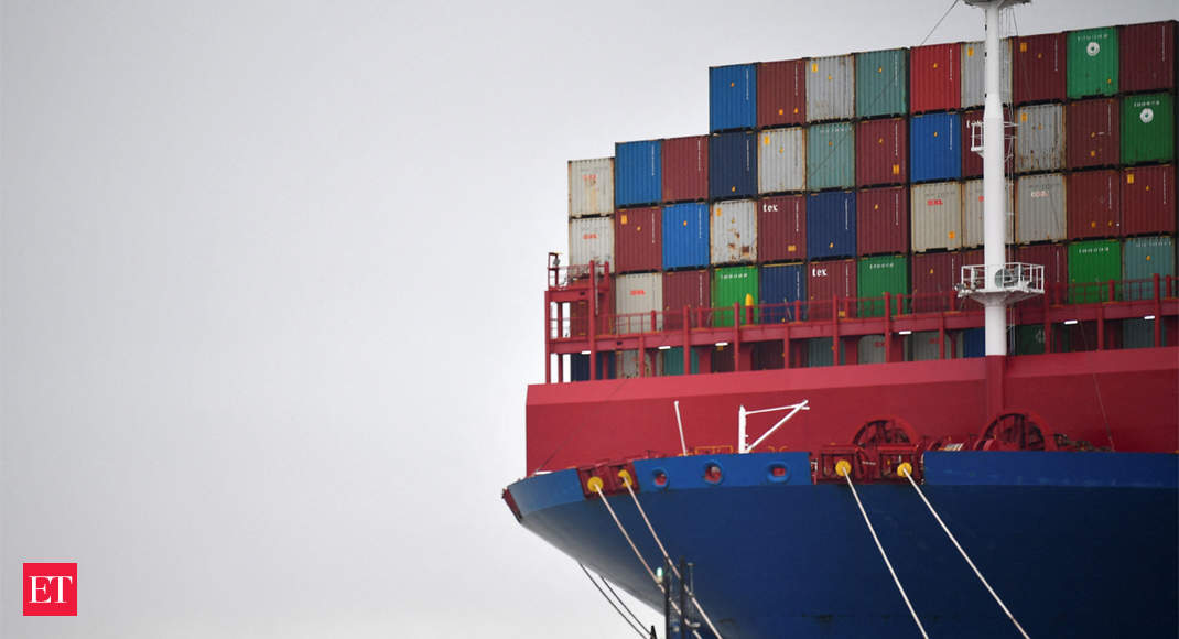 Unusual means used to ease container shortage