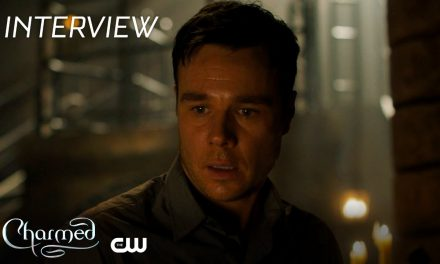 Charmed | Rupert Evans | The CW