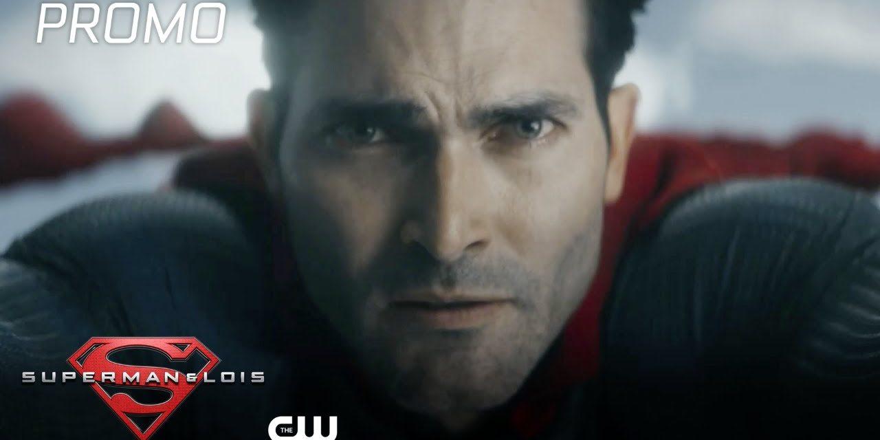 Superman & Lois   Season 1 Episode 4   Haywire Promo   The CW
