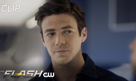 The Flash | Season 7 Episode 2 | Barry And Cisco Talk About The Portal At STAR Labs Scene | The CW