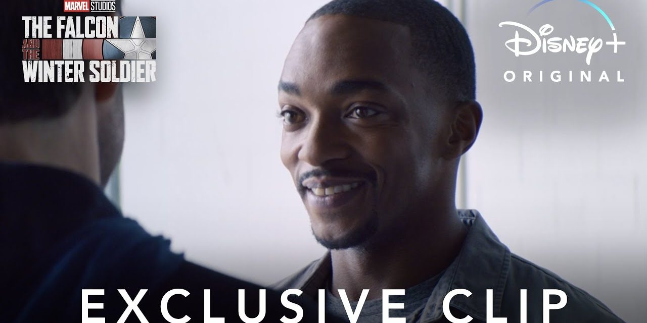 """Exclusive Clip – """"The Big Three""""   Marvel Studios' The Falcon and The Winter Soldier   Disney+"""