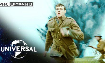 1917 | The Battlefield Run in 4K HDR