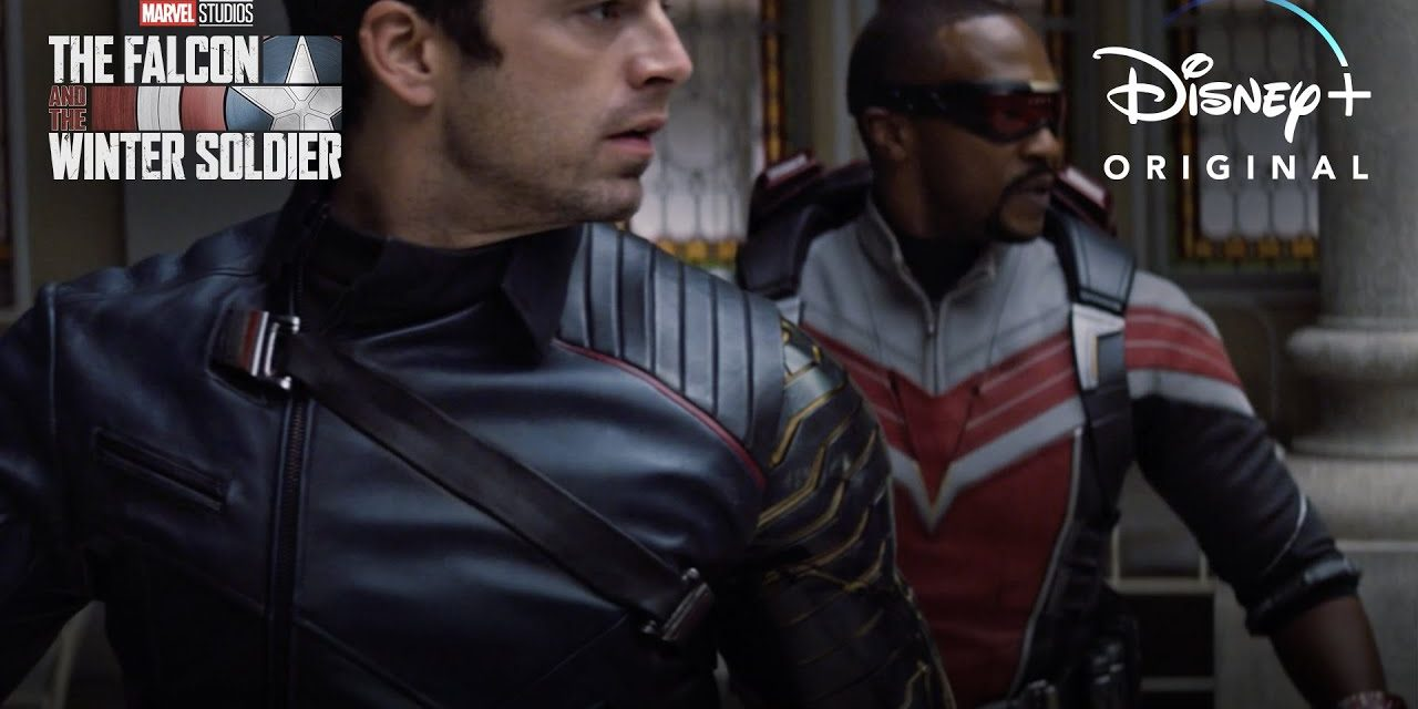 Co-workers | Marvel Studios' The Falcon and The Winter Soldier | Disney+