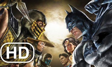 MORTAL KOMBAT VS DC JUSTICE LEAGUE Full Movie Cinematic (2021) All Cinematics 4K ULTRA HD
