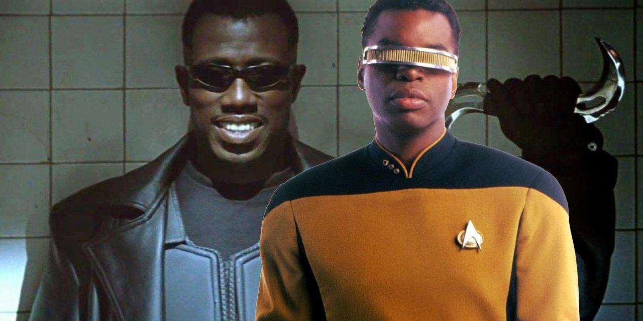 Star Trek: Wesley Snipes Confirms TNG Almost Cast Him As Geordi La Forge