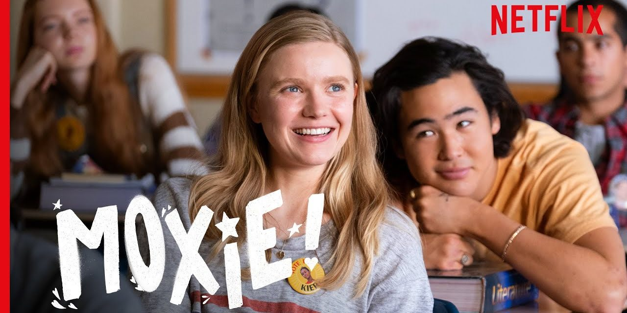 Moxie – Vivian and Seth's Cutest Moments | Netflix