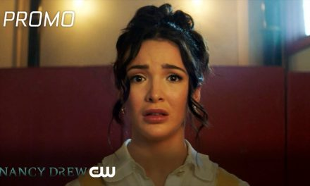 Nancy Drew | Season 2 Episode 8 | The Quest For The Spider Sapphire Promo | The CW