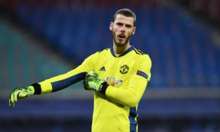 Manchester United identify three possible targets to replace David de Gea