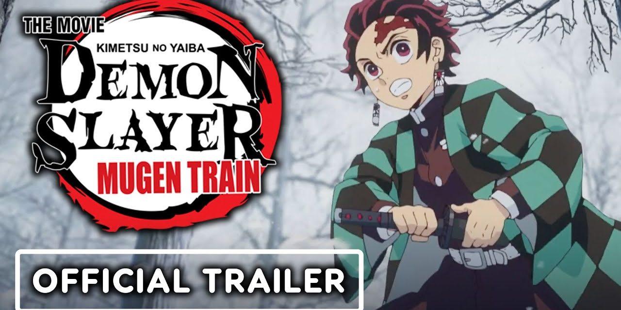 Demon Slayer -Kimetsu no Yaiba- The Movie: Mugen Train – Official Sub Trailer (English Subtitles)