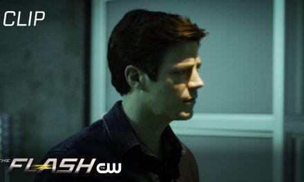 The Flash | Season 7 Episode 3 | Team Flash Shutters STAR Labs Scene | The CW